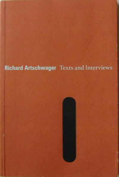 Dusseldorf: Kunstmuseum Winterthur Richter Verlag, 2003. First edition. Paperback. Very Good. Trade ...