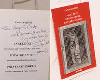 Angel Dust, Polvo de angel, Polvere d'angelo [inscribed & signed]