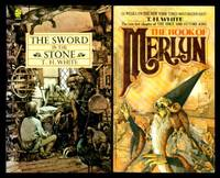 THE SWORD IN THE STONE - with - THE BOOK OF MERLYN