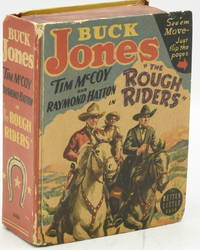BUCK JONES and THE ROUGH RIDERS in FORBIDDEN TRAILS The Better Little Book #1486