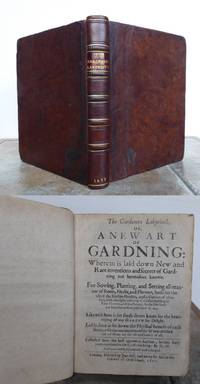 THE GARDENERS LABYRINTH or A NEW ART OF GARDNING.  Wherein is laid down new and rare inventions and secrets of gardning not heretofore known. by  Dydymus (pseud.)   Thomas HILL.: MOUNTAIN - from Roger Middleton (SKU: 36007)