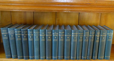 1895. London: Osgood, McIlvaine & Co. (18th volume: Macmillan and Co.), 1895-1913. All in matching o...