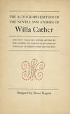 View Image 1 of 7 for The Novels and Stories of Willa Cather. Autograph Edition  Inventory #28457