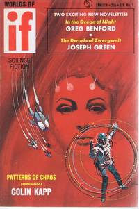 image of Worlds of If Science Fiction May-June 1972 Vol 21 No 5 Issue 160 UK No. 1