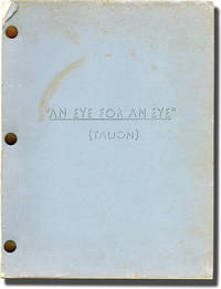 image of An Eye for an Eye [Talion] (Original screenplay for the 1966 film)