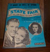 It Might as Well be Spring (sheet Music for State Fair)