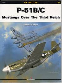 P-51B/C Mustangs Over The Third Reich.