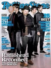 Rolling Stone April 26. 2012