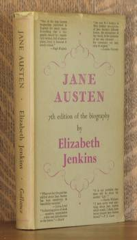 JANE AUSTEN, A BIOGRAPHY by Elizabeth Jenkins - 1950