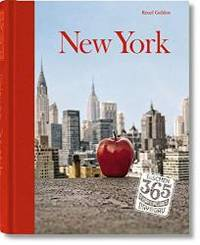 TASCHEN 365 Day-by-Day: New York by TASCHEN - Hardcover - 2012-04-07 - from Books Express (SKU: 3836537729n)