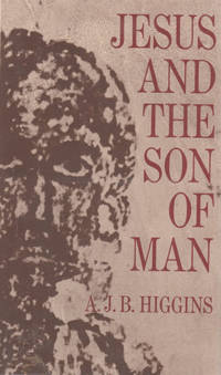 Jesus and the Son of Man.