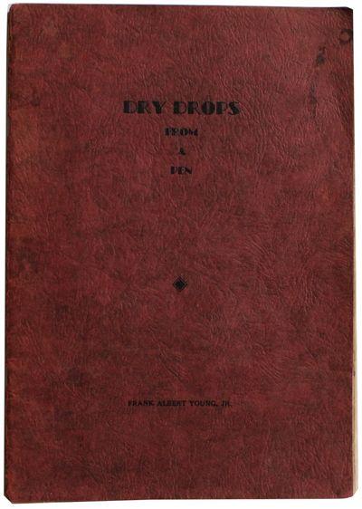 : self published, 1937. 10¾