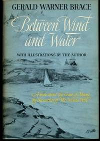 RARE 1966 FIRST EDITION MAINE COAST BETWEEN WIND & WATER ILLUSTRATED BY AUTHOR D