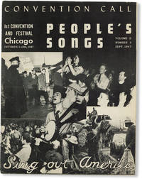 People's Songs  - Vol.2, No.8 (September, 1947)