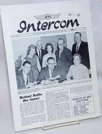 Intercom [Seven issues] by Air Line Stewards and Stewardesses Association  - 1966  - from Bolerium Books Inc., ABAA/ILAB (SKU: 235941)