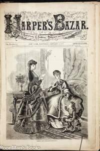 HARPER'S BAZAR [BAZAAR] , A REPOSITORY OF FASHION, PLEASURE AND  INSTRUCTION. 1869 JAN-DEC