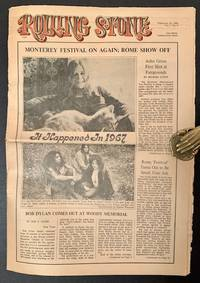 Rolling Stone (Issue #6, February 24th, 1968 -- The Janis Joplin Cover)