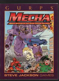 Gurps Mecha:  Mighty Battlesuits and Anime Fighting Machines