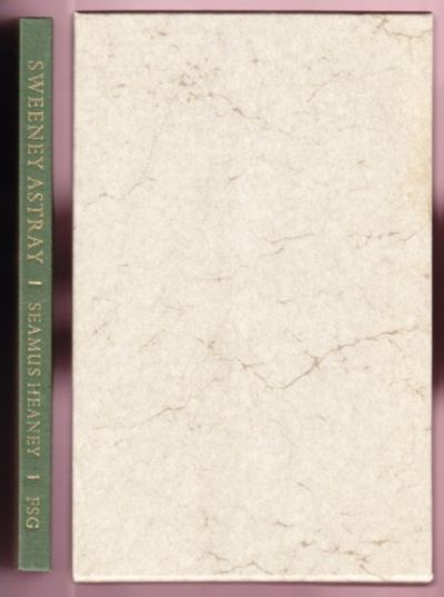 NY: Farrar Straus Giroux, 1984. First US edition. Limited issue of 350 numbered copies signed by Hea...