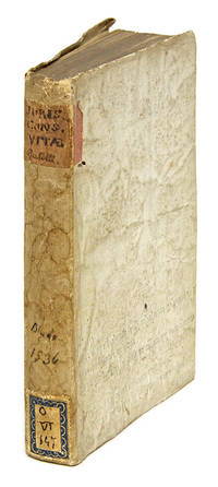 1536. Rome, 1536. 1st ed.. Rome, 1536. 1st ed. Humanistic Biographies of the Great Jurists of Ancien...