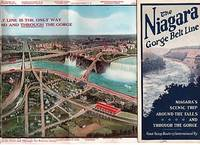 THE NIAGARA GORGE BELT LINE:  Niagara's Scenic Trip around the Falls and through the Gorge.  Great Gorge Route and International Ry