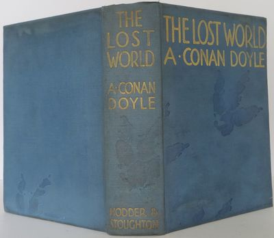 Hodder and Stoughton, 1912. first. hardcover. near fine. First edition, large paper copy, first issu...