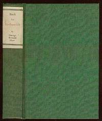 New York: Brentano's, 1921. Hardcover. Near Fine. First American edition. Tape shadows on the boards...