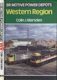 British Rail Motive Power Depots: Western Region