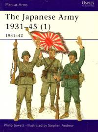 Men-At-Arms No.362: The Japanese Army 1931-45 (1) - 1931-42