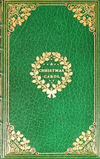 A Christmas Carol by Charles Dickens Brand New Illustrated Unabridged Hardcover Antyki i Sztuka