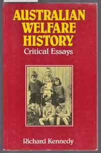 image of Australian Welfare History - Critical Essays