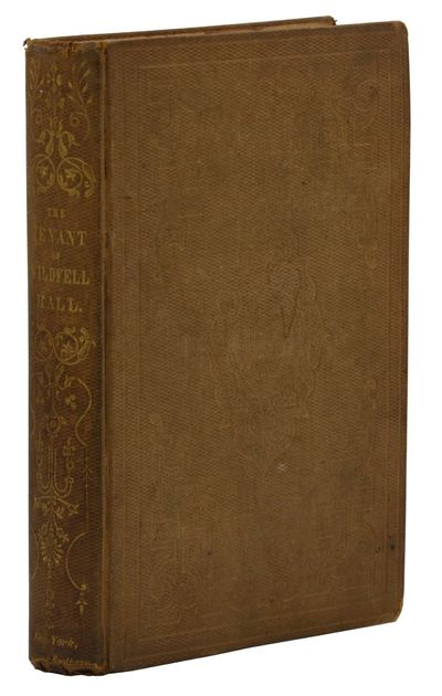 New York: Harper & Brothers, 1848. First Edition. Very Good. First American Edition, first printing....