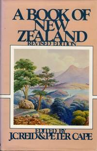 image of A Book of New Zealand
