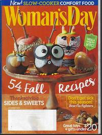 WOMAN'S DAY MAGAZINE NOVEMBER 2015 by Woman's Day - 2015 - from Gibson's Books (SKU: 80207)