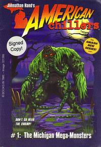 The Michigan Mega-Monsters : Signed First Edition