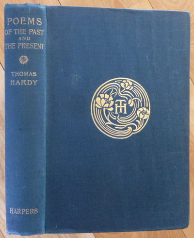 1902. (London and New York: Harper & Brothers, 1902.) Original dark green cloth with monogram device...