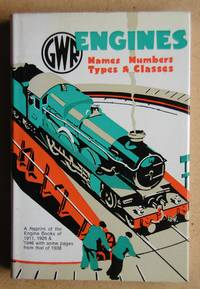 GWR Engines: Names, Numbers, Types & Classes.