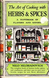 image of The Art of Cooking with Herbs & Spices