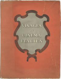 image of Visages du cinema italien (Fourteen original promotional heralds for Italian actors at Unitalia Film, circa 1950)