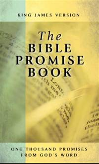 The Bible Promise Book King James Version: One Thousand Promises from God's Word