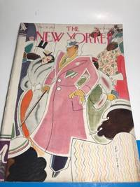 NEW YORKER MAGAZINE MARCH 31 1934