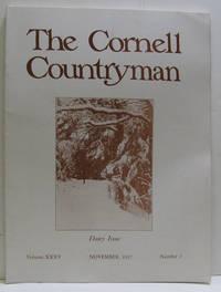 THE CORNELL COUNTRYMAN, VOLUME XXXV, NUMBER 2, NOVEMBER 1937