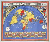 GPO Mail Steamship Routes.