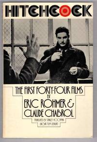 Hitchcock,: The First Forty-Four Films