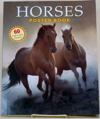 image of HORSES POSTER BOOK