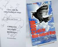 image of Crow with the White-Feathered Wings: Poems and Verses.  International Edition