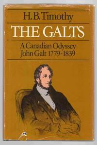 image of The Galts: a Canadian Odyssey John Galt 1779 - 1839
