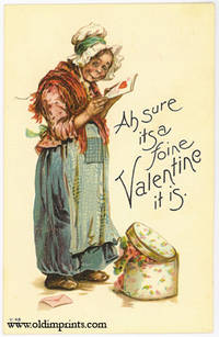 Ah sure itsa foine Valentine it is