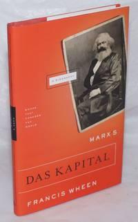 image of Marx's Das Kapital, a biography