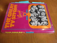 The Great Tv Sitcom Book -[ Uniquely Signed By Many Stars Of Television Situation Comedies]
